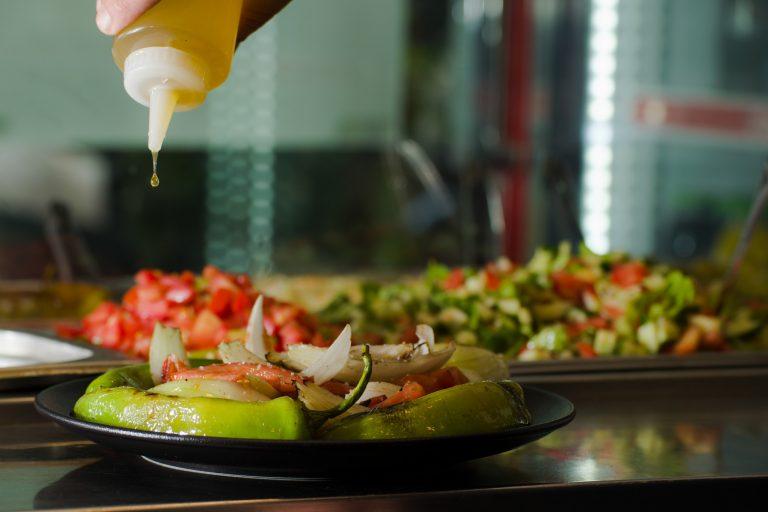 צילום מזון, צילום מנות למסעדות