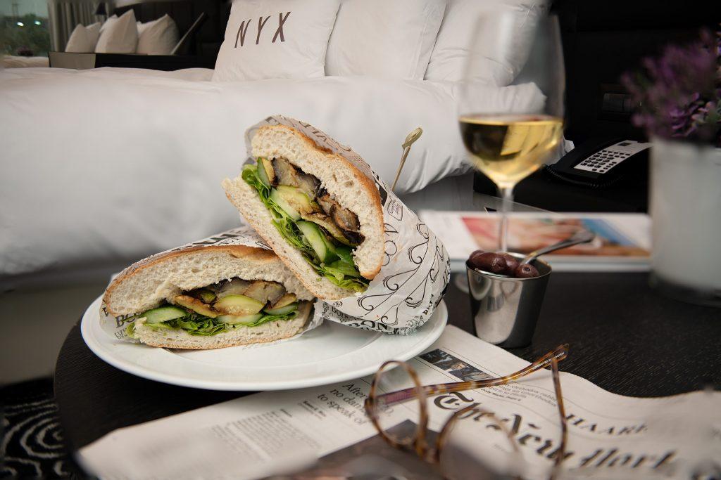 צילום מזון לבתי מלון ומסעדות